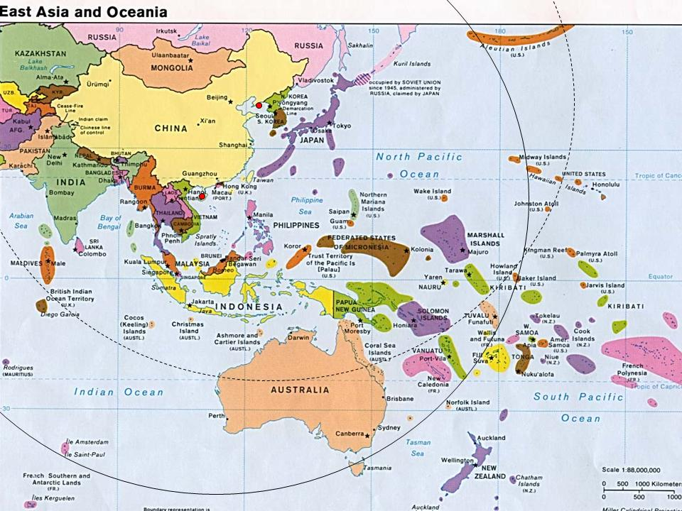 The Th Media AsiaPacific At Crossroads Implications FOR - Map of us alliances in asia